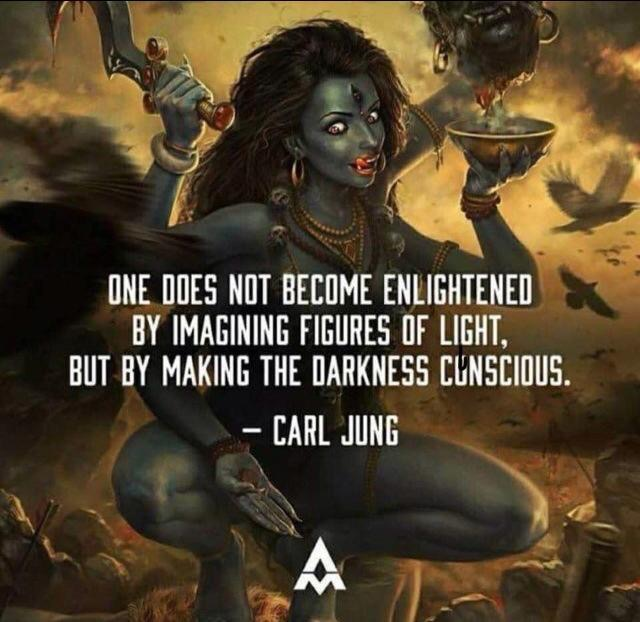 Ignorance v Enlightenment – Making Darkness Conscious