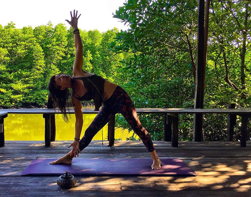 online yoga workshop