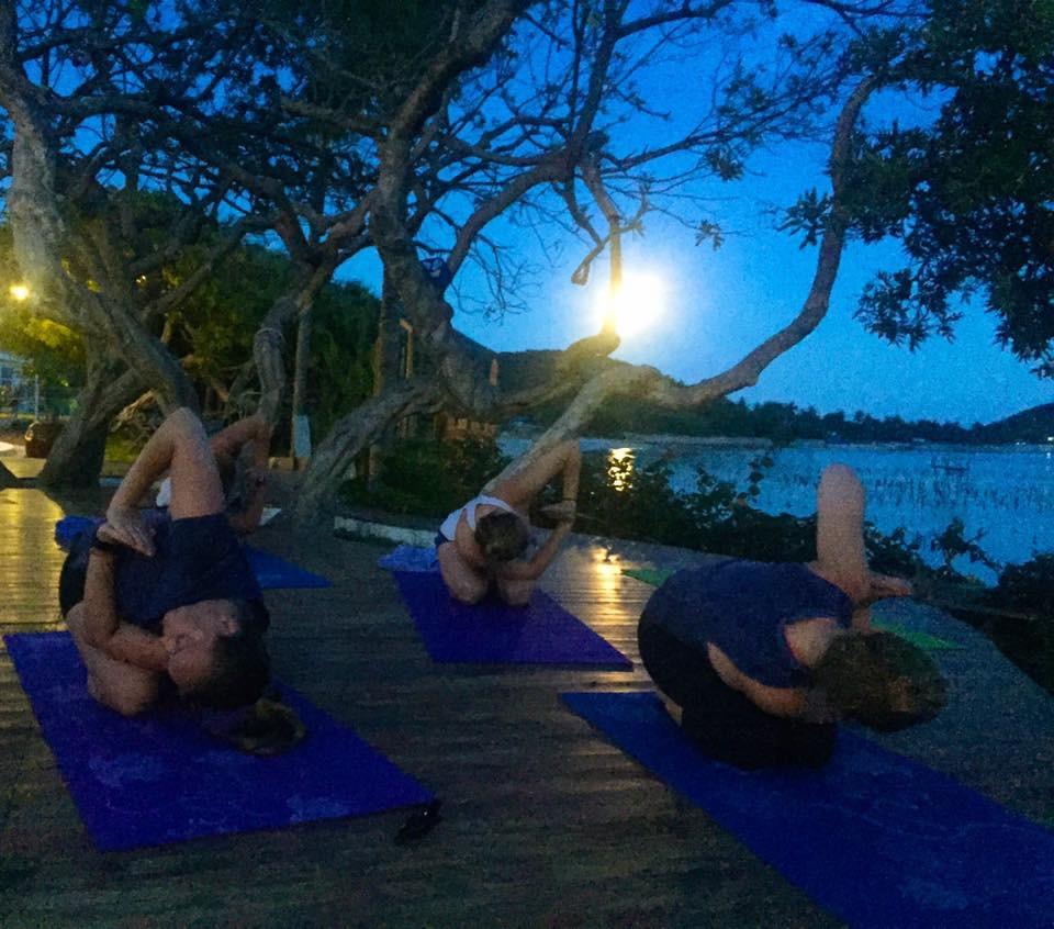 yoga workshop online class