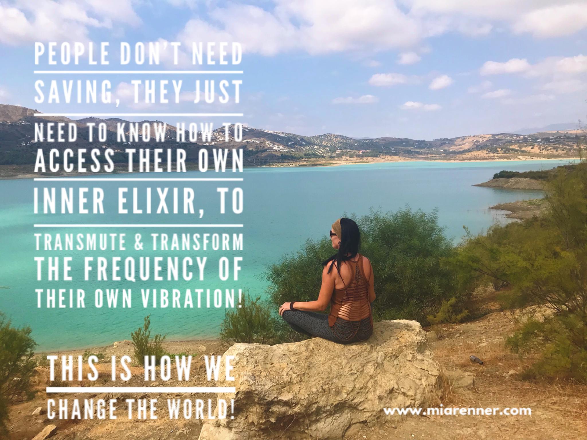 meditation, inner transformation